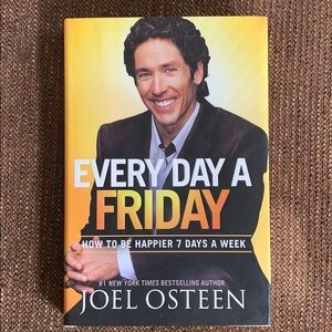 Other - Joel Osteen Every Day A Friday